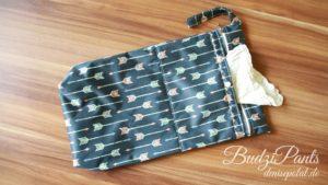 Wetbag long - 2 Taschen